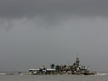 Haji Ali dargah. File photo. Reuters