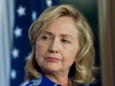 Hillary Clinton. AFP