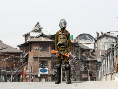 Why removing Handwara army bunker is a muchneed victory for mainstream politics in Kashmir