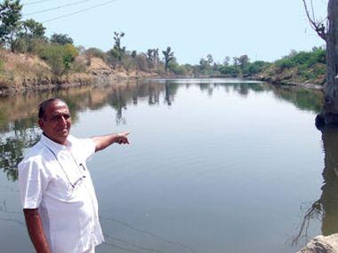 Geologist Suresh Khanapurkar