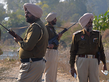 Pathankot attack. File photo. AFP