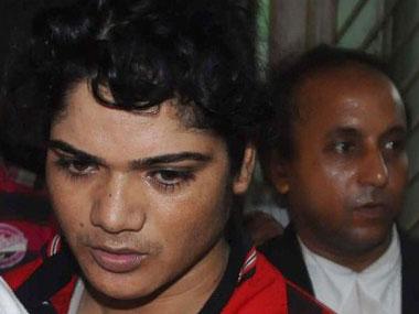 File photo of Pinki Pramanik.