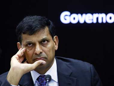 RBI governor, Raghuram Rajan. Reuters