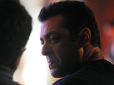 File image of Salman Khan. AFP