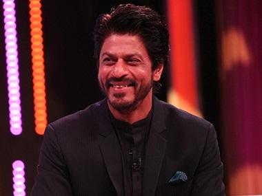 Shah Rukh Khan. Image by Sachin Gokhale