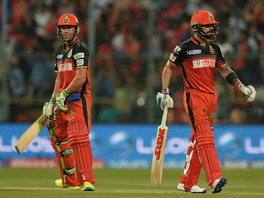 IPL 2017: Royal Challengers Bangalore's famed batting line-up looks lost and incompetent