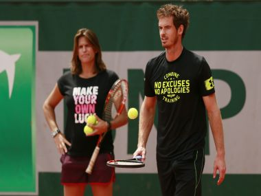I could not take things any further with Andy Murray Amelie Mauresmo opens up about split