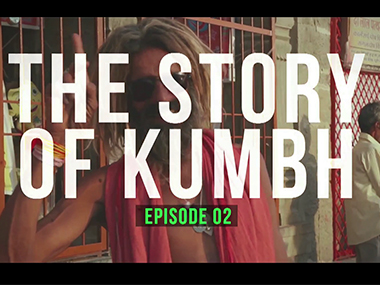 The colours of Kumbh: A search for knowledge and salvation