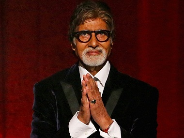 Two years of Modi govt BJP Abhishek come out in defence of Amitabh Bachchan