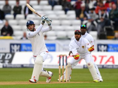 England vs Sri Lanka 2016: Cook falls short of 10000 mark as Hales, Root put hosts in