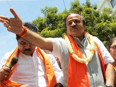 Kerala facing total failure of law and order: Ananth Kumar