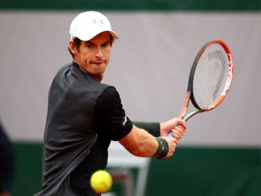 Andy Murray escapes huge scare from wildcard Mathias Bourgue to reach last-32 at French
