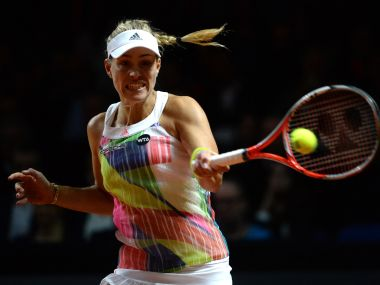 Madrid Open: Top seeds Angelique Kerber, Aga Radwanska crash out in first round