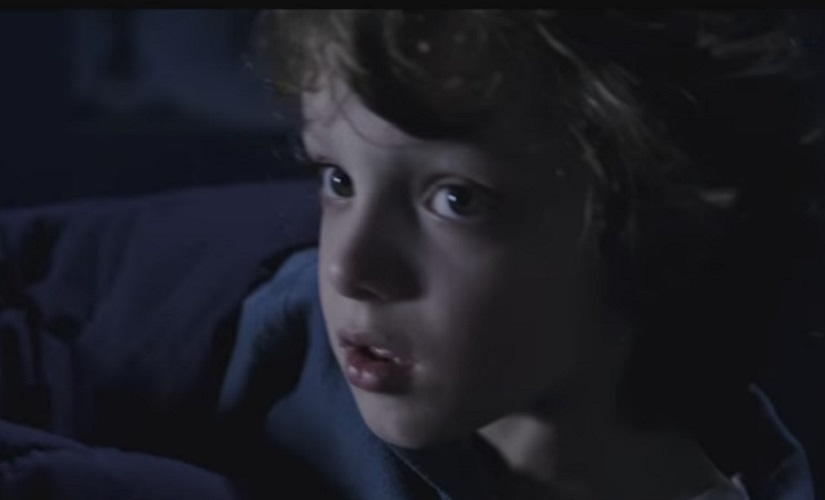 A still from Babadook. Screengrab from YouTube