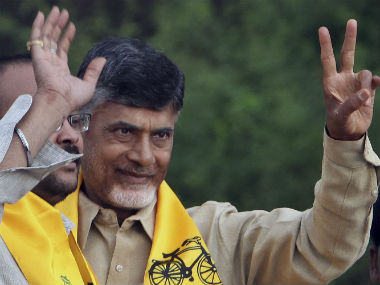 Andhra CM Naidu slams Union Minister for remarks on granting state special status