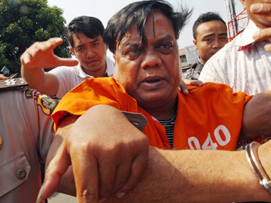 Chhota Rajan faces death threat from Chhota Shakeel while in Tihar jail