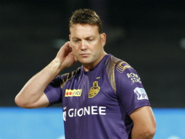 File photo of KKR coach Jacques Kallis. Sportzpics/IPL