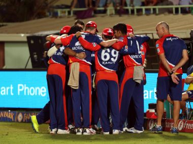 Delhi Daredevils is a fine mixture of talent from India and abroad. SportzPics/IPL
