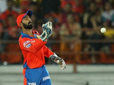 We'll try to correct mistakes and put up a good show: Dinesh Karthik on facing Sunrisers