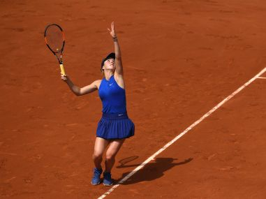 French Open 2016: Elina Svitolina ousts former champion Ana Ivanovic at Roland Garros
