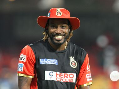 File picture of Chris Gayle. BCCI