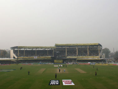File photo of the Green Park stadium in Kanpur. Getty Images