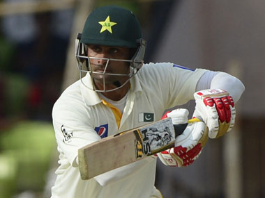 File image of Mohammad Hafeez. AFP
