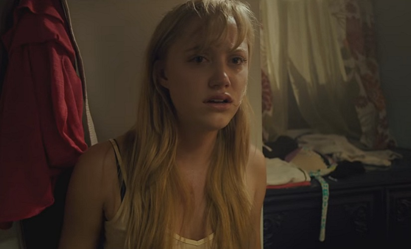 A still from It Follows. Screengrab from YouTube