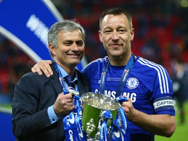 I'm sure Jos Mourinho will be great for Manchester United: John Terry
