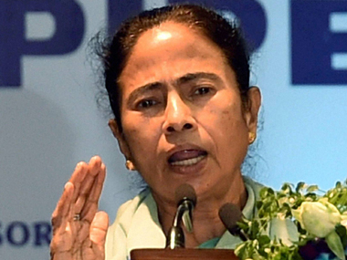West Bengal Chief Minister Mamata Banerjee. PTI