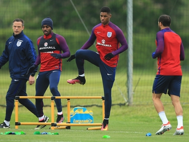 Rashford, Sturridge make England squad for Euro 2016; Drinkwater, Townsend miss out
