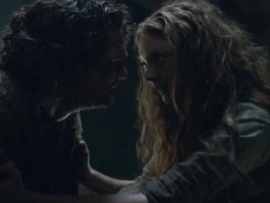 Margaery and Loras Tyrell.