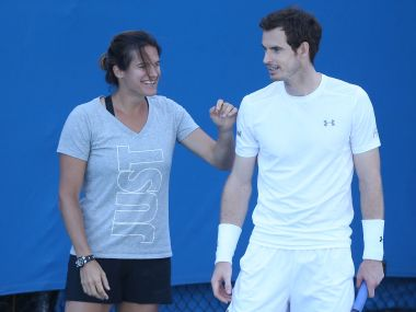 End of twoyear partnership Amelie Mauresmo and Andy Murray announce coaching split