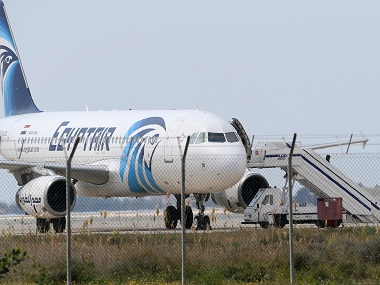 EgyptAir flight MS804 with 66 passengers onboard to Cairo has crashed