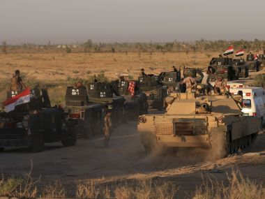 Iraqi forces in Fallujah repel Islamic State attack in city's south