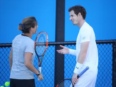 We have a good relationship: Andy Murray refutes Mauresmo rift at French Open