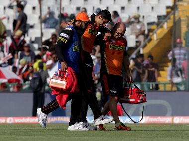 Ashish Nehra is ruled out of IPL 9 with hamstring injury. SportzPics