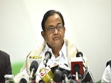 Where are the jobs Mr Prime Minister? Chidambaram asks BJP after 2 years' of Modi