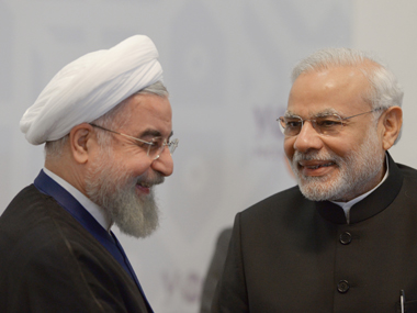 'Watching very closely' India's growing ties with Iran, says US
