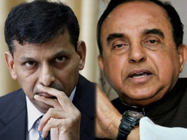 Mr Swamy none of your charges against Raghuram Rajan hold water