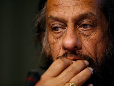 File image of former TERI chief RK Pachauri. Getty Images
