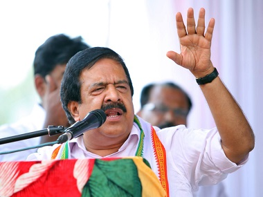 Hope Kerala govt will support motion seeking Governor Arif Mohammed Khans recall over CAA stand says Congress Ramesh Chennithala