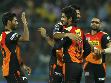 IPL 2016, SRH vs KKR: Sunrisers edge Kolkata out in eliminator; setup clash with Gujarat
