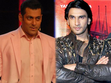 Salman Khan will reportedly play the villain, and Ranveer Singh the good guy in Dhoom 4