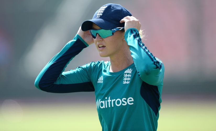 Sarah Taylor of England recently decided to take an indefinite break from the game for personal reasons.