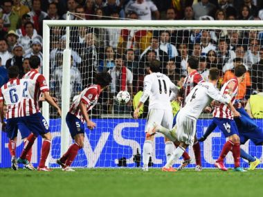 Champions League final goal in 2014 was like losing virginity, says Sergio Ramos