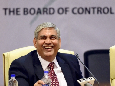 ICC chairman Shashank Manohar's trip to Pakistan in limbo due to political instability in the country