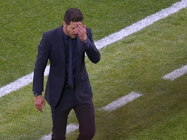 'Losing two finals is a failure': Diego Simeone admits future is uncertain after