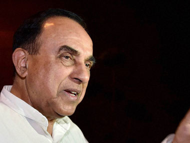 AgustaWestland row: Swamy swats Congress brutally in Rajya Sabha