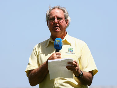 File picture of Tony Cozier. Getty